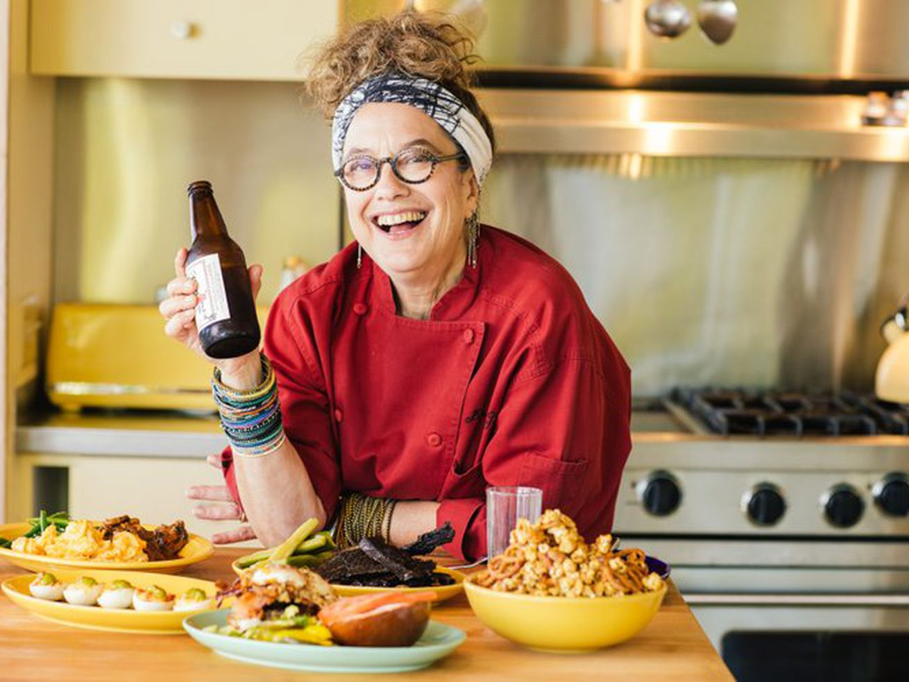6 Susan Feniger Recipes For Eating Alone During Quarantine