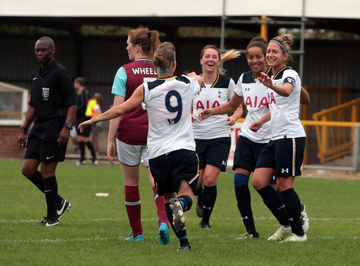 West Ham United v Tottenham Hotspur - Women's Premier League Cup
