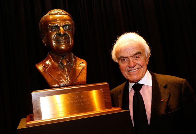 American Film Institute Honors Jack Valenti
