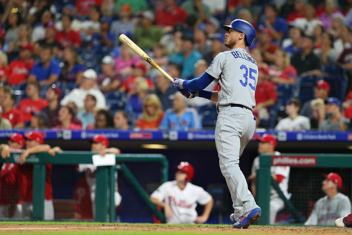Los Angeles Dodgers v Philadelphia Phillies