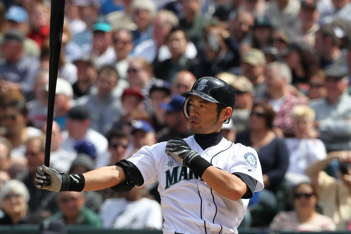 Trade Retrospective Mariners Trade Ichiro Suzuki To The