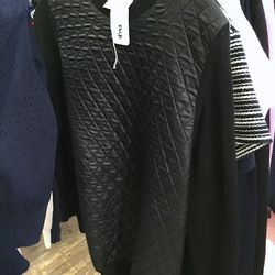 Maison Kitsuné quilted sweater, $175 (was $475)