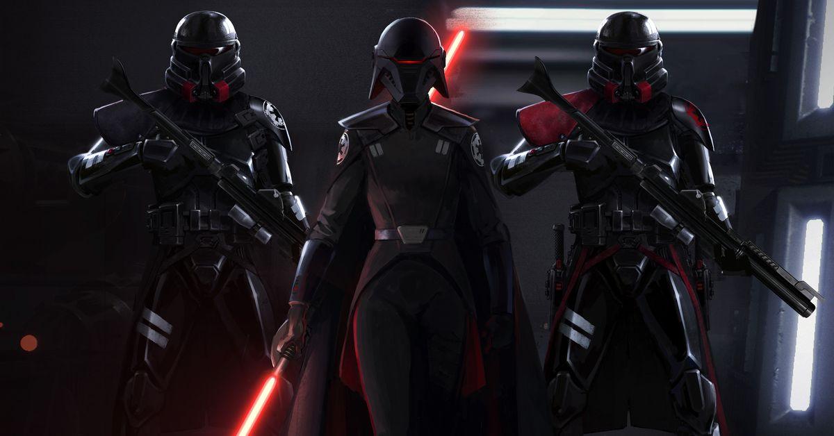 Star Wars Jedi: Fallen Order free PS5, Xbox Series X upgrade released - Polygon