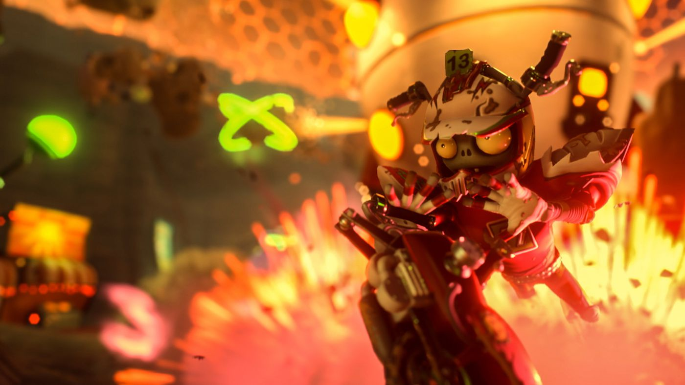 Plants vs. Zombies Garden Warfare 2 opens the battle to everyone ...