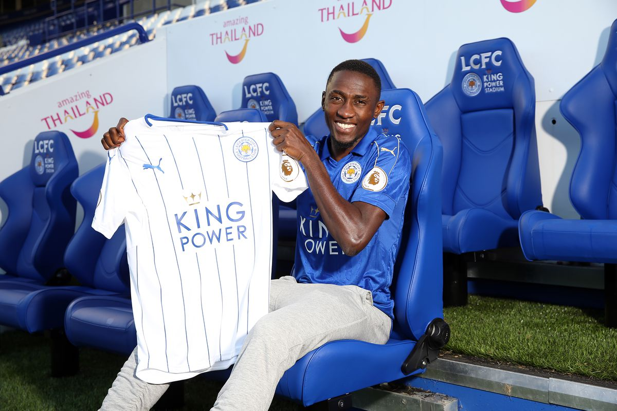 Leicester City Unveil New Signing Wilfred Ndidi