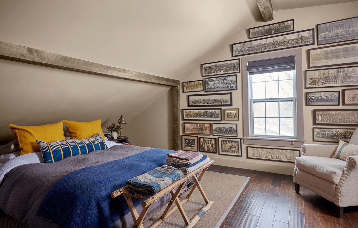 master bedroom, Getting Schooled, Sep/Oct 2020