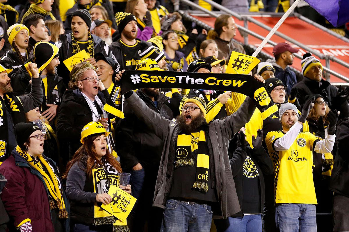 Toronto FC v Columbus Crew SC - Eastern Conference Finals - Leg 1