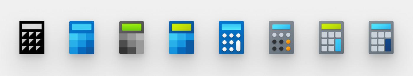 Calculator Icon Apple