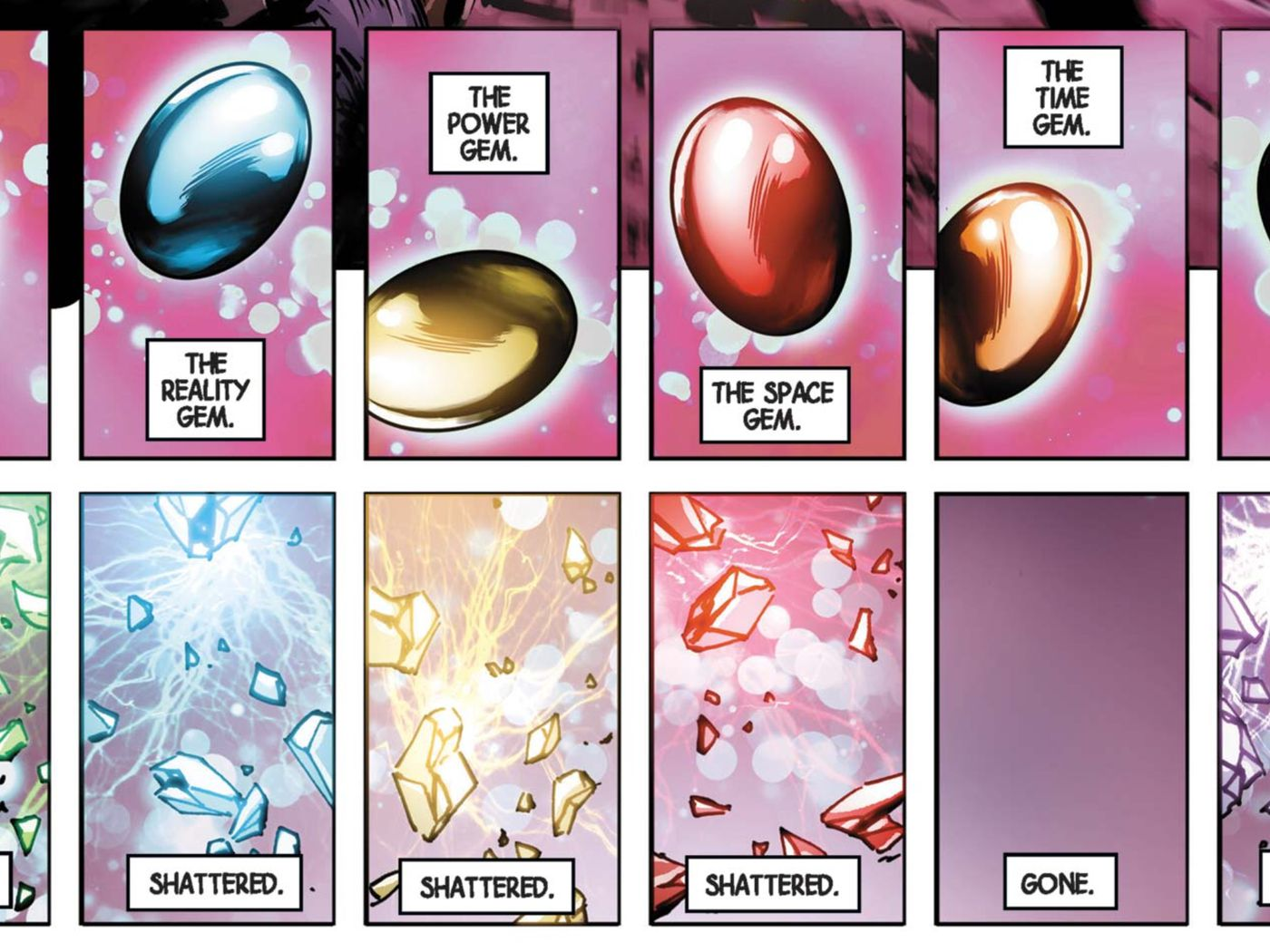 How the Avengers could destroy the Infinity Stones in