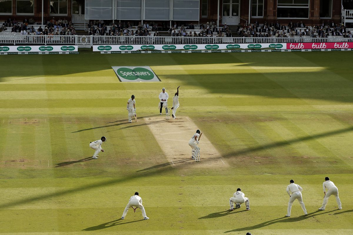 England v Australia - 2nd Specsavers Ashes Test: Day Five