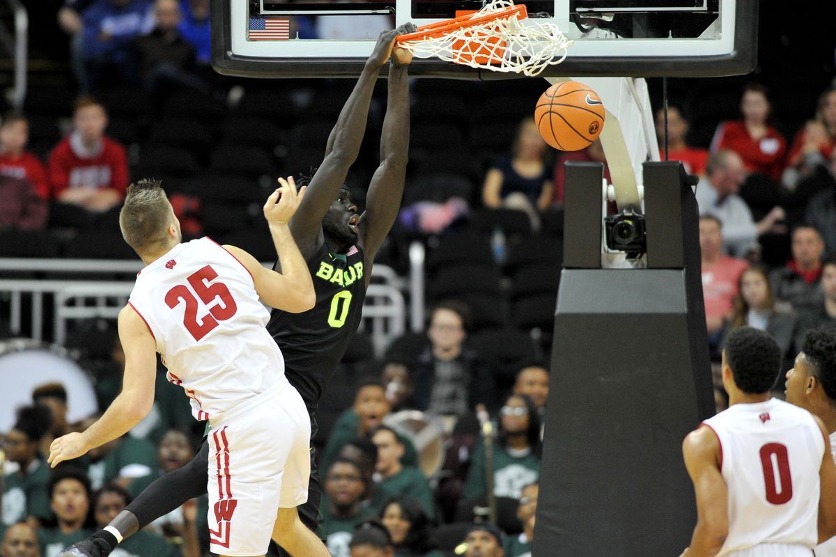 NCAA Basketball: Hall of Fame Classic-Baylor at Wisconsin