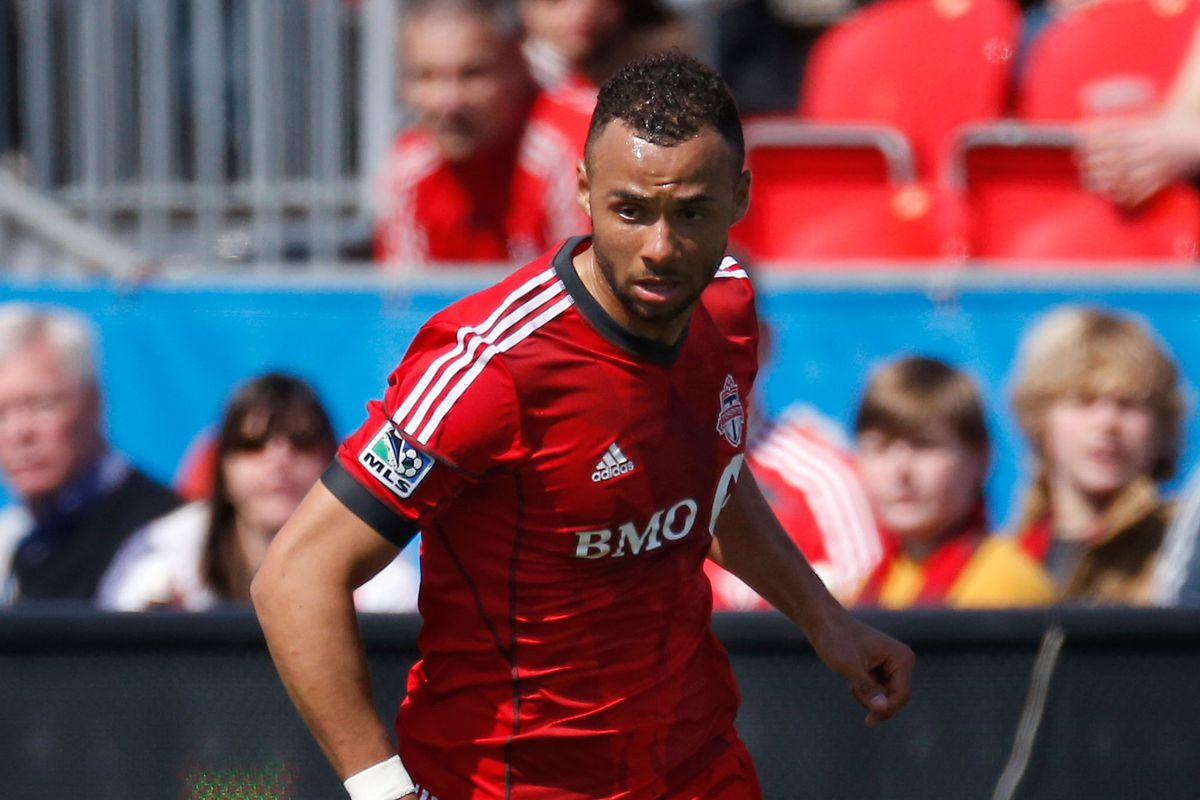 No more Bostock on the wings for Toronto FC.