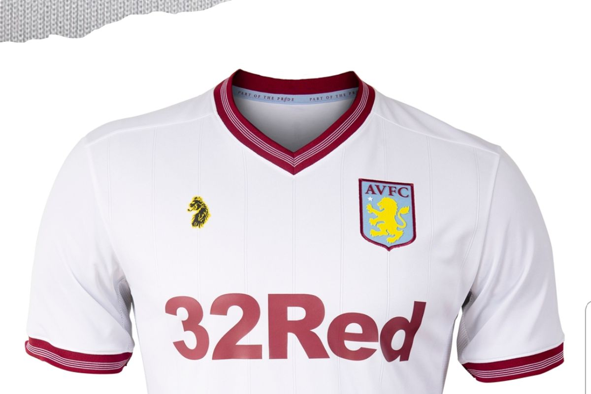 lowest price 33deb c562b Aston Villa will unveil a 'Third Shirt' in the next few ...