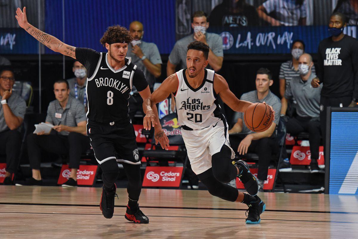 Brooklyn Nets v LA Clippers