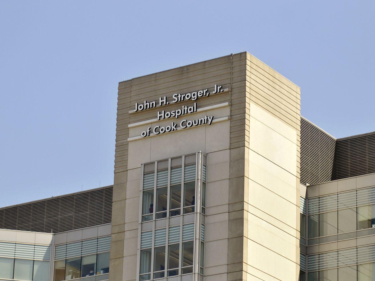 Stroger Hospital nurse worked under the influence, took equipment, inspector general finds