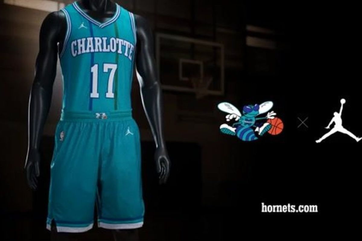 "The Charlotte Hornets unveiled their latest uniform today, and its the one  many have craved since the rebrand. Called the ""classic"" uniform, ..."