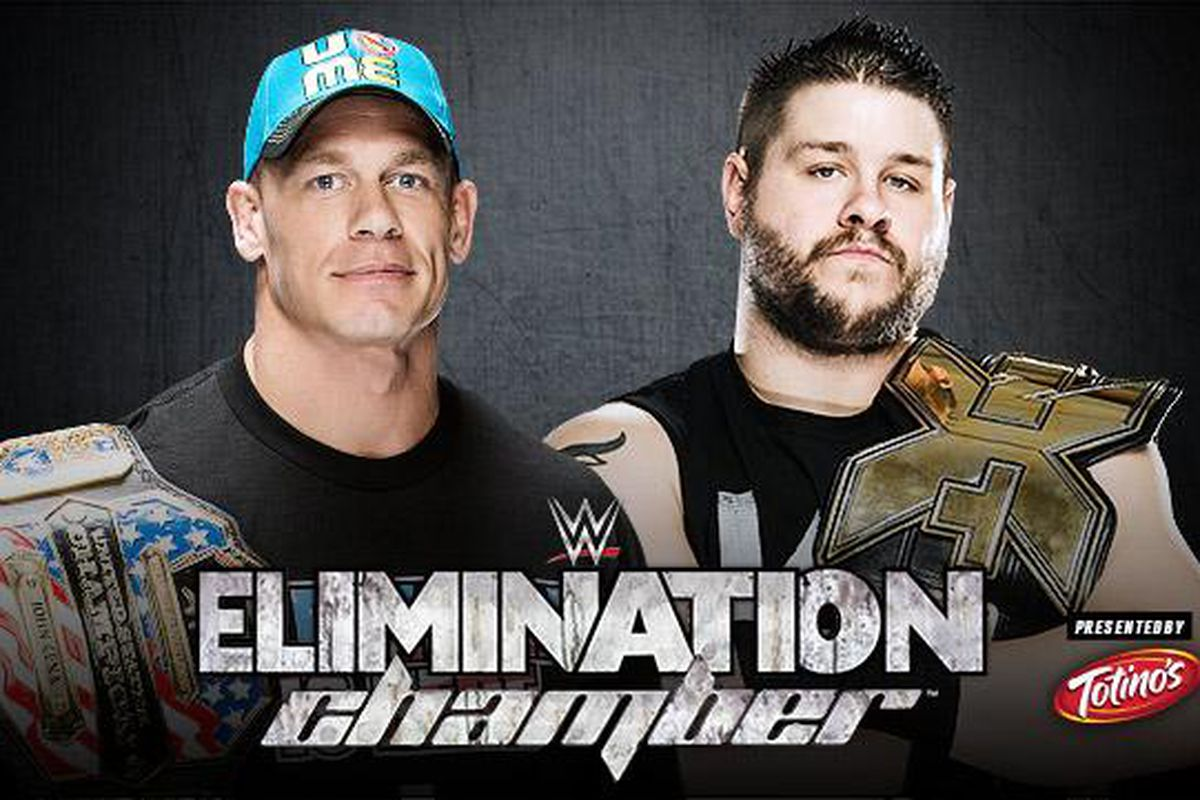 Dean Ambrose Elimination Chamber