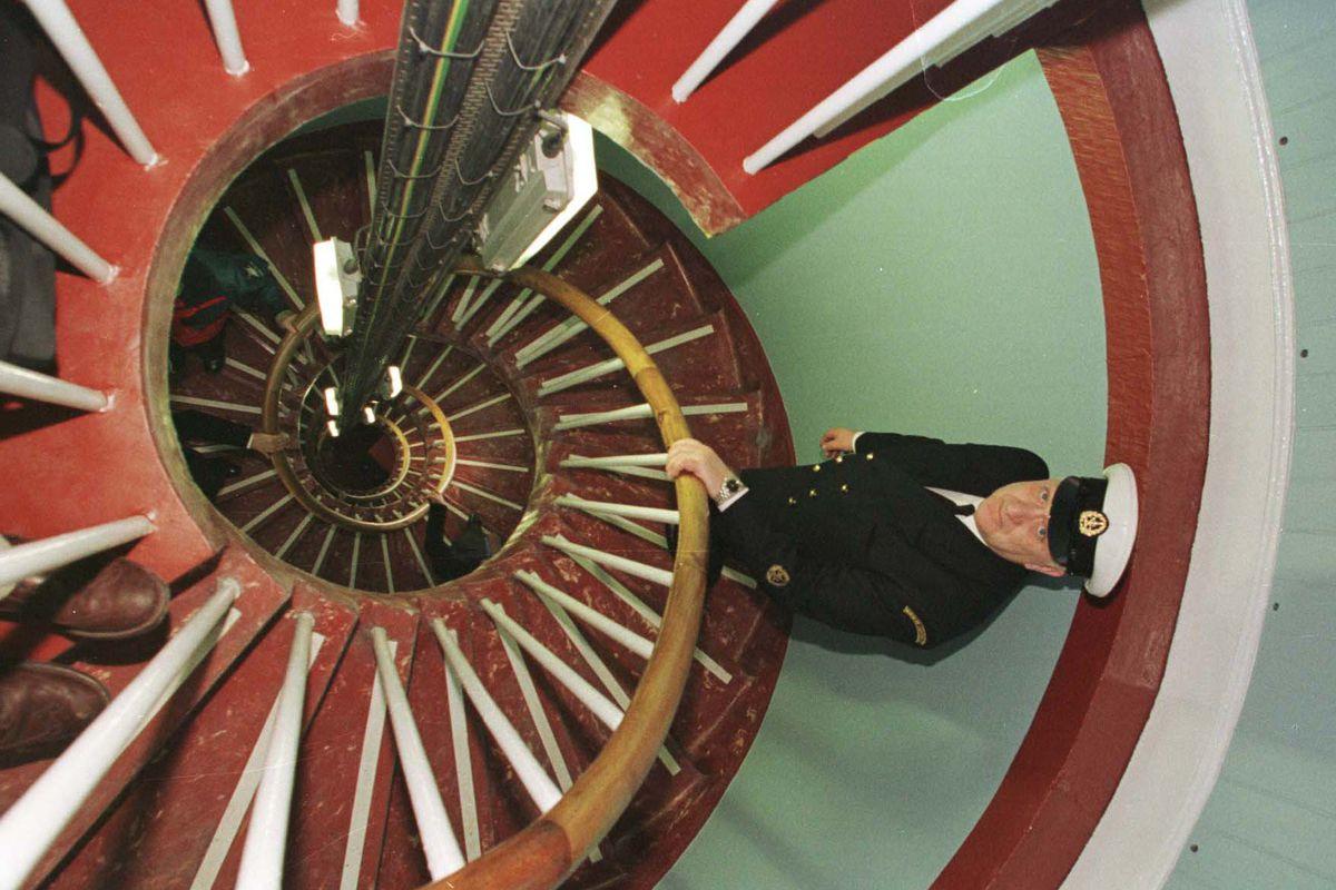 SEA Last lighthouse keeper 2