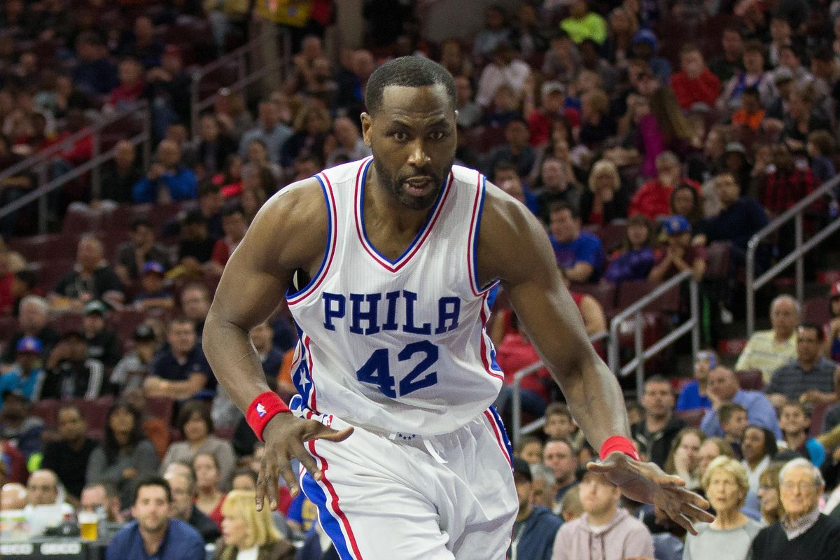 Sixers Season Preview Does Elton Brand have a role on the 2016 17