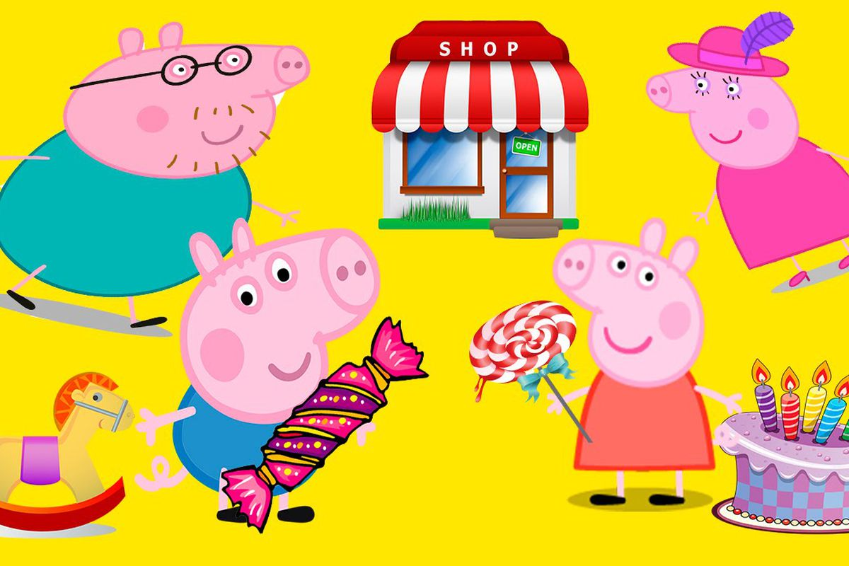 Peppa Pig's sweets come under public health fire over sugar
