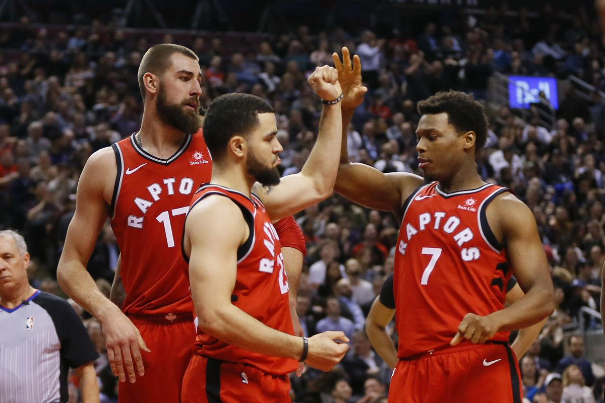 2018 best Building for NBA the Analysis: Raptors rotation