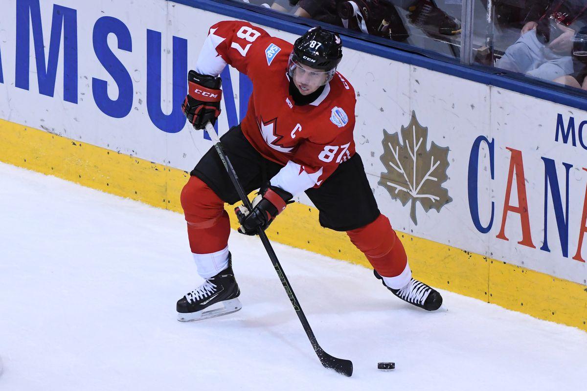 HOCKEY: SEP 24 World Cup of Hockey - Semifinal - Team Russia v Team Canada