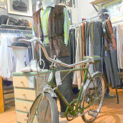 Vintage Schwinn bicycle, $250