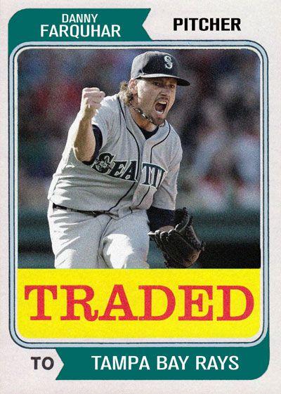 Danny Farquhar Traded