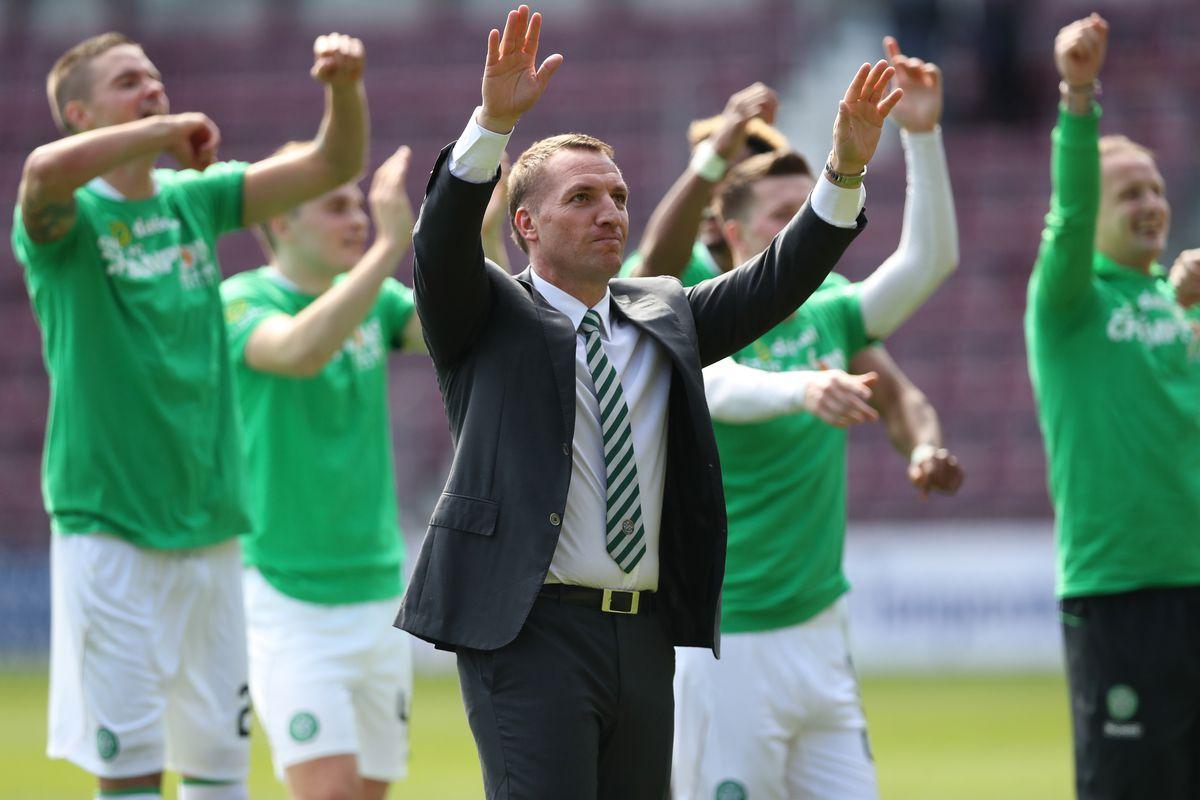 Hearts v Celtic - Ladbrokes Scottish Premiership