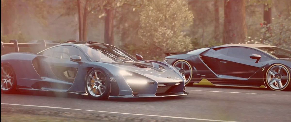 Microsoft announces Forza Horizon 4 for Xbox One and PC - The Verge
