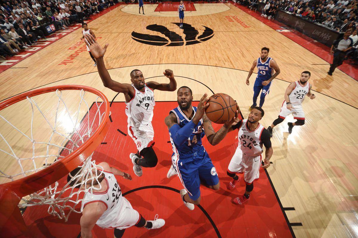 Eastern Conference Semi Finals - Philadelphia 76ers v Toronto Raptors