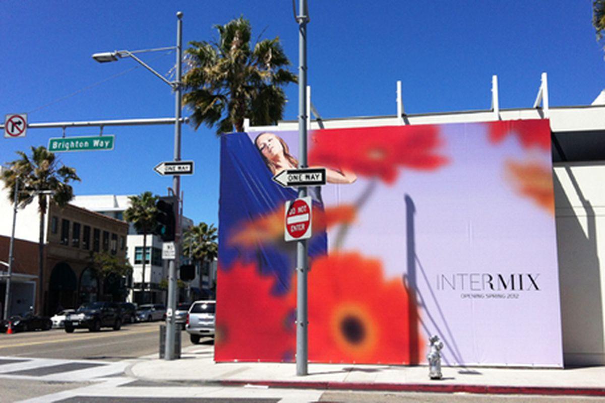 Intermix in Beverly Hills