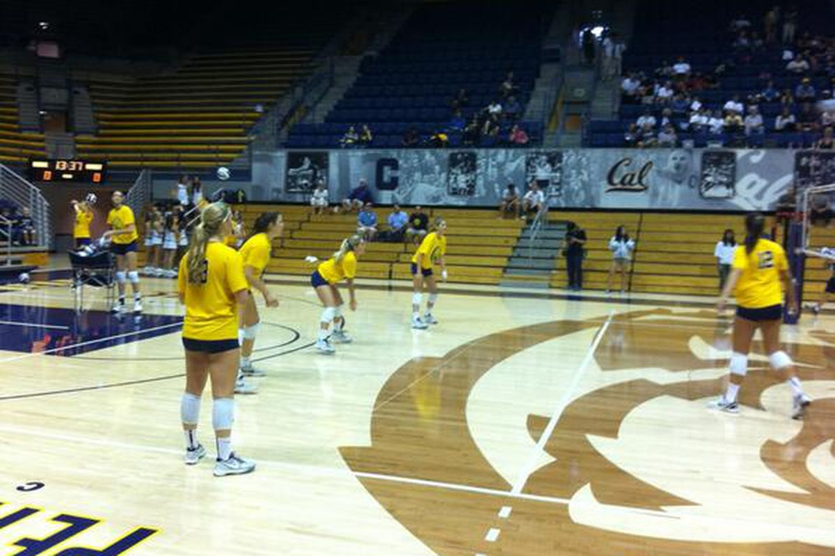 The Bears will look to defend their homecourt against Furd tonight in the Big Spike.