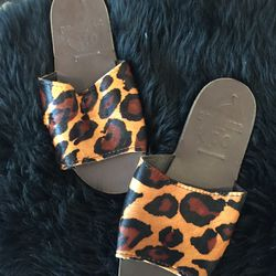 Slide sandals, $75 (from $285)