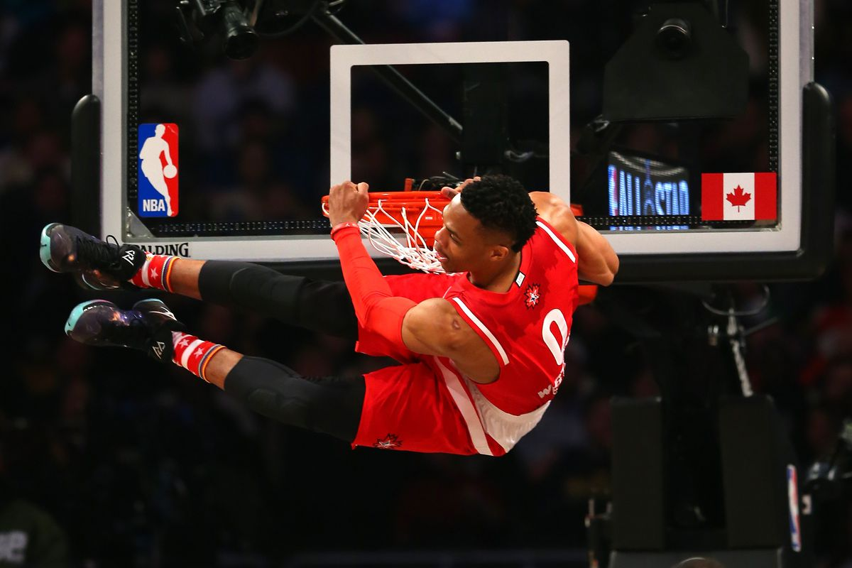 2e4501d9044 NBA All-Star Game 2016 MVP: Russell Westbrook takes home crown for ...