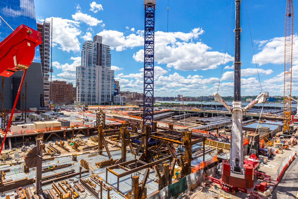 Office Construction In New York City Hits Record High
