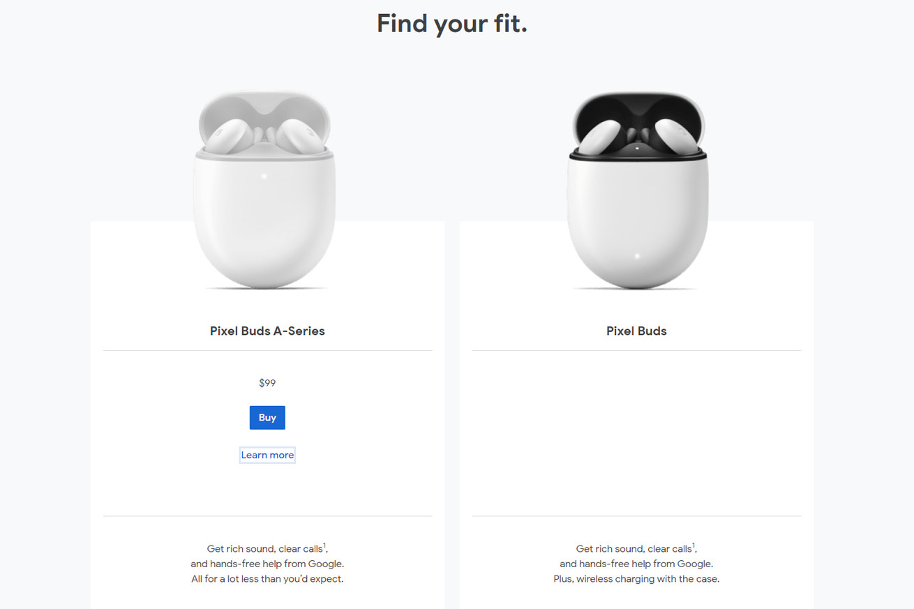 It sure looks like Google's second-gen Pixel Buds are being discontinued in the US