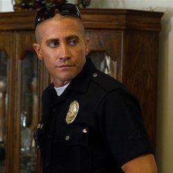 "Jake Gyllenhaal in ""End of Watch."""