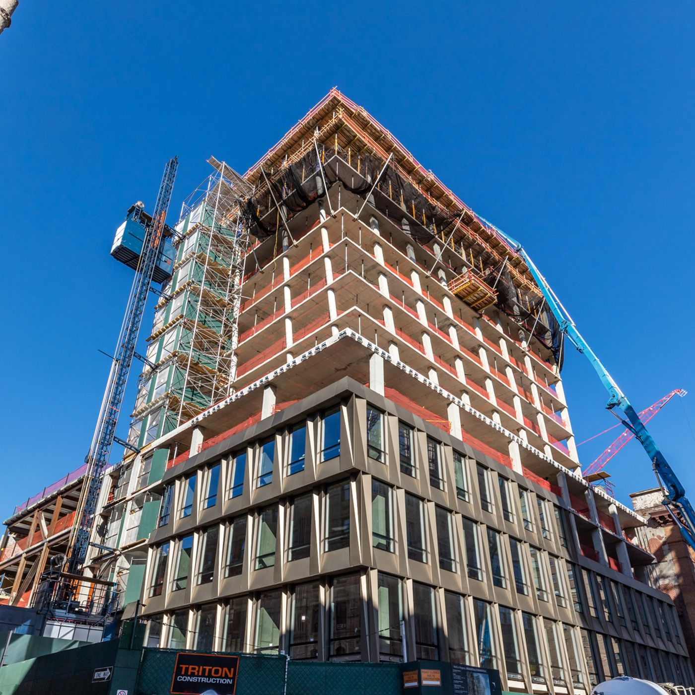 Essex Crossing S 242 Broome Street Gives Shape To A New Lower East Side Enclave Curbed Ny