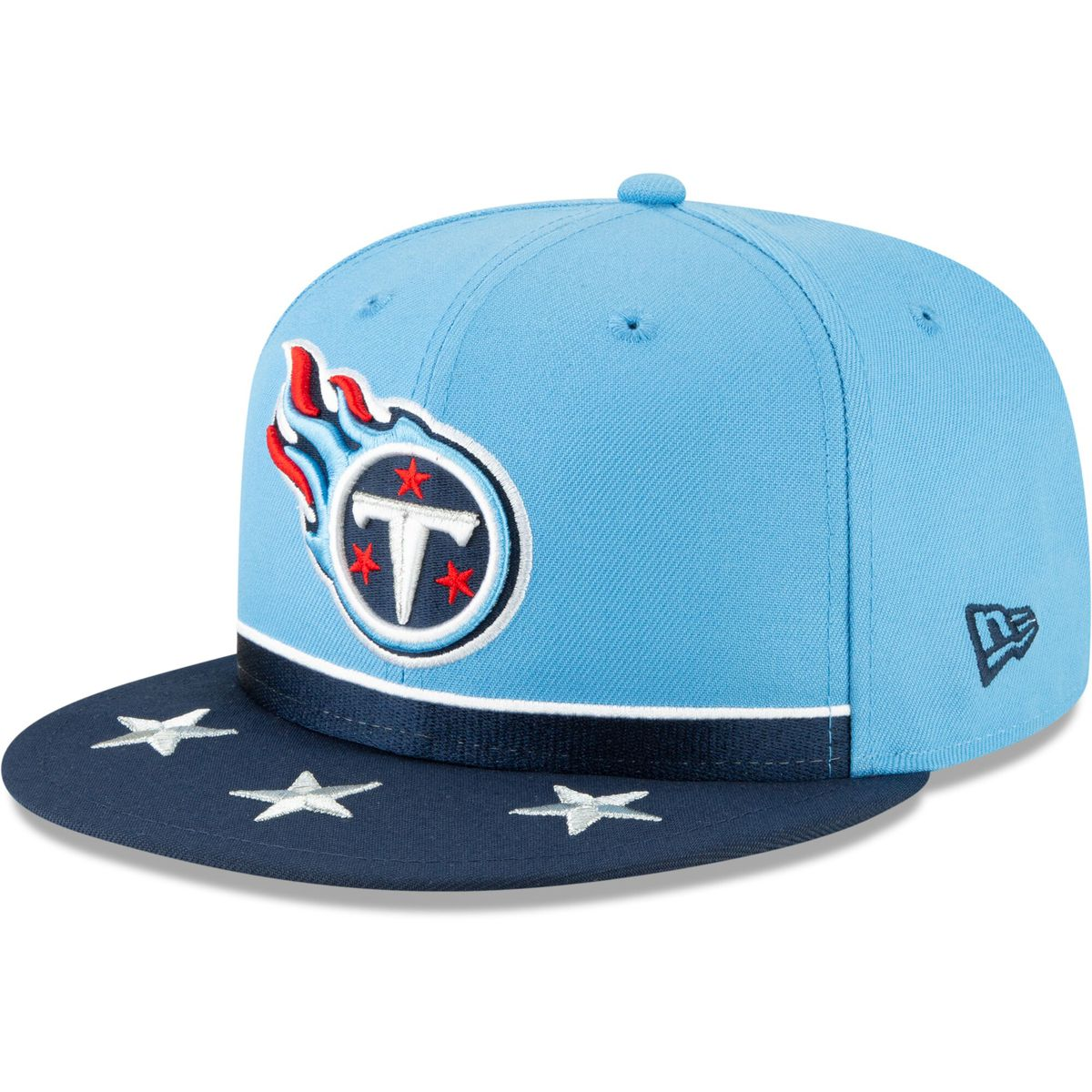 timeless design ee8f0 f2ec0 Tennessee Titans On Stage Official 59FIFTY for  37.99 Fanatics