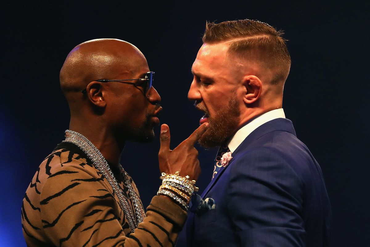 Floyd Mayweather's trainer: We don't think Conor McGregor