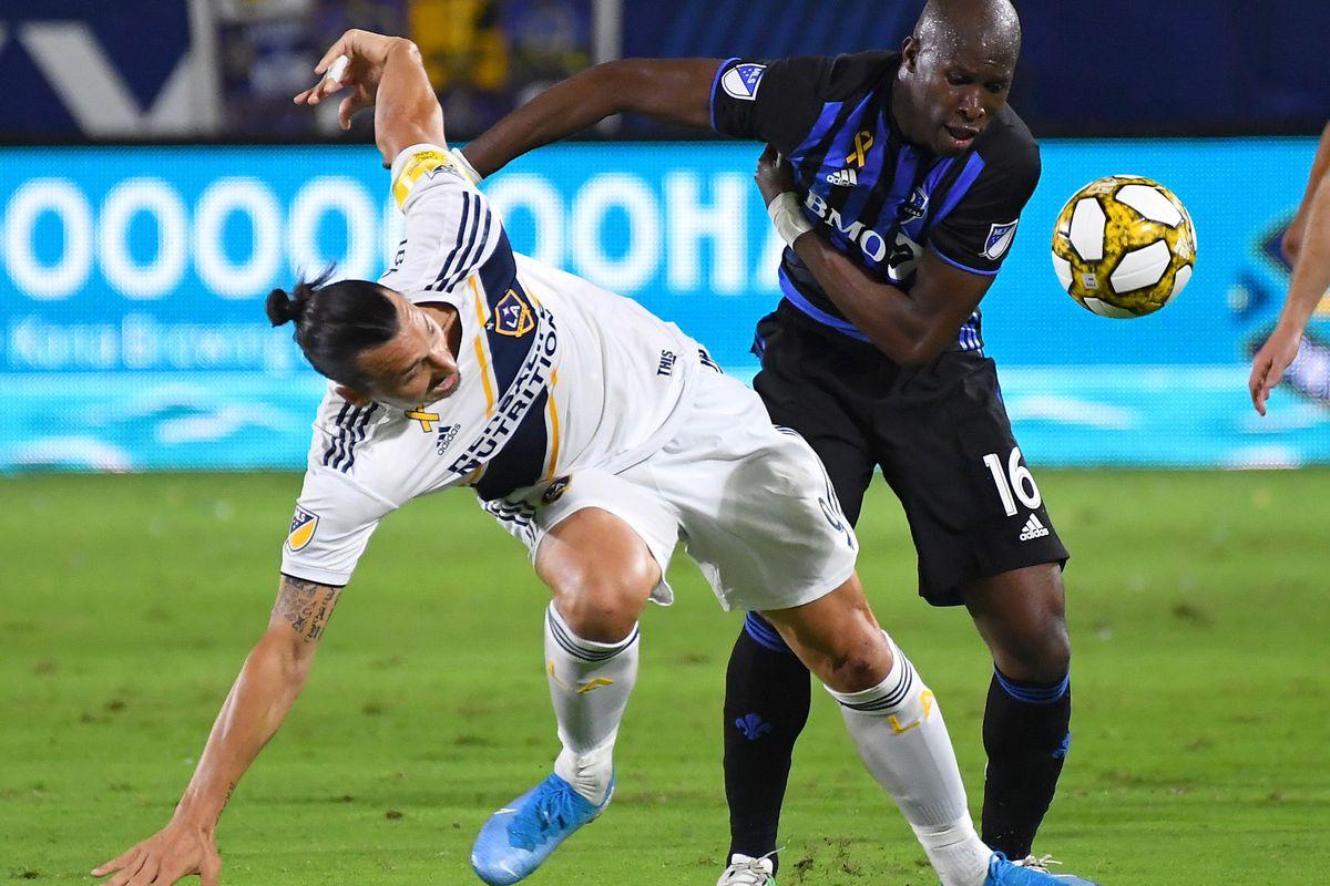 MLS: Montreal Impact at LA Galaxy