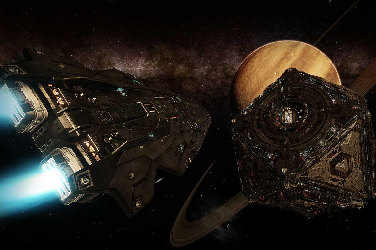 Makers of Elite: Dangerous not responsible for your death in