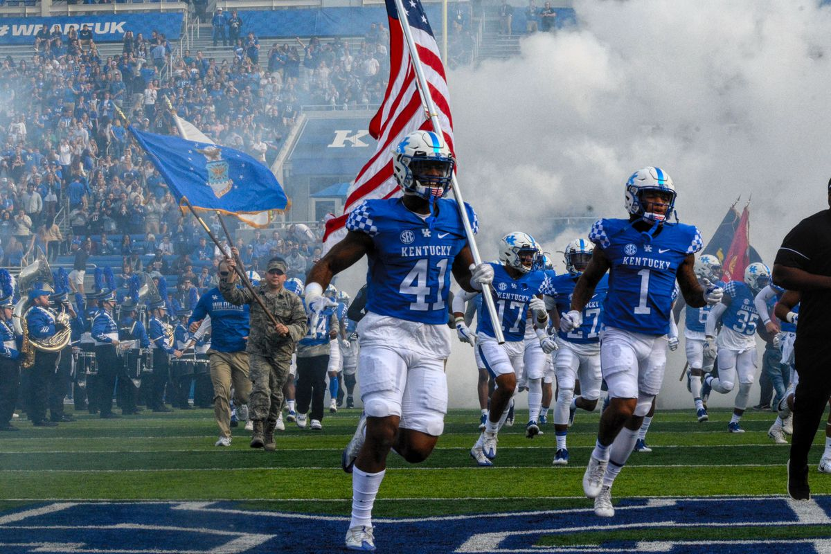 Kentucky Basketball Preview Wildcats Will Be Elite Again: Kentucky Football Player Preview: Josh Allen Looks To