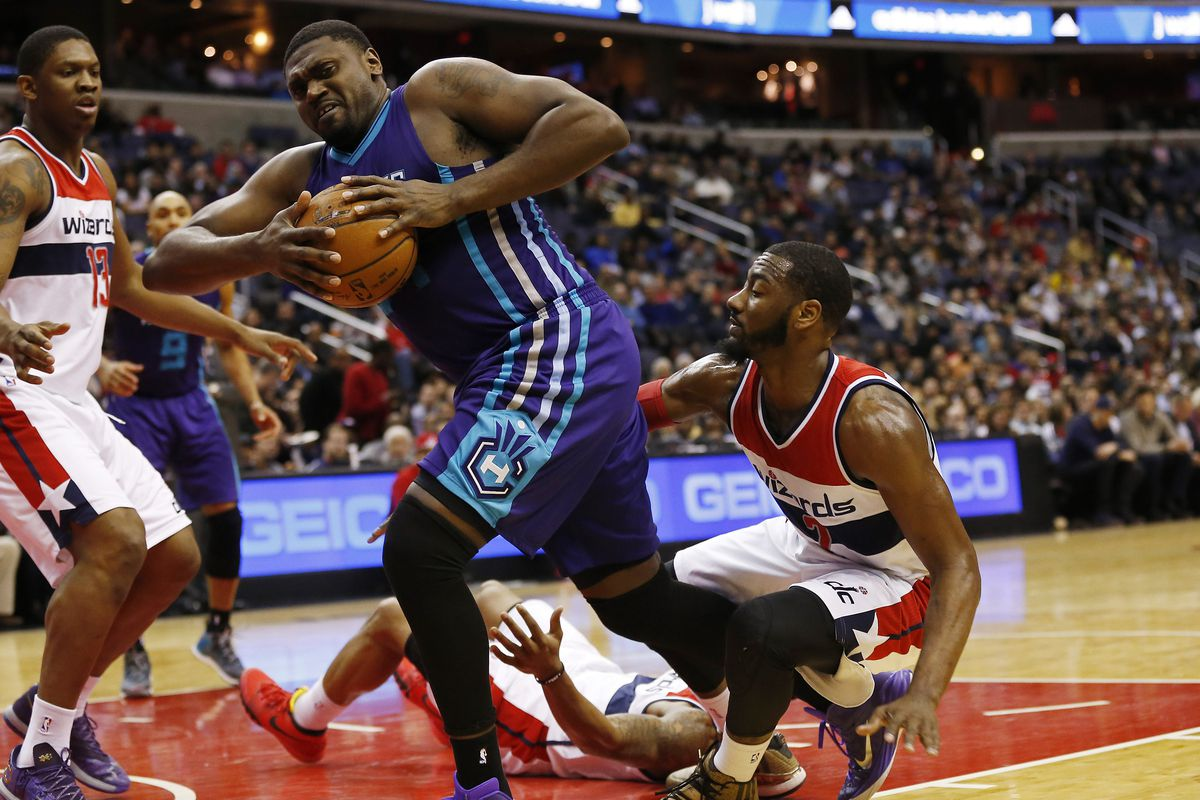 2a8ee9488b6 Geoff Burke-USA TODAY Sports. The Charlotte Hornets were ...