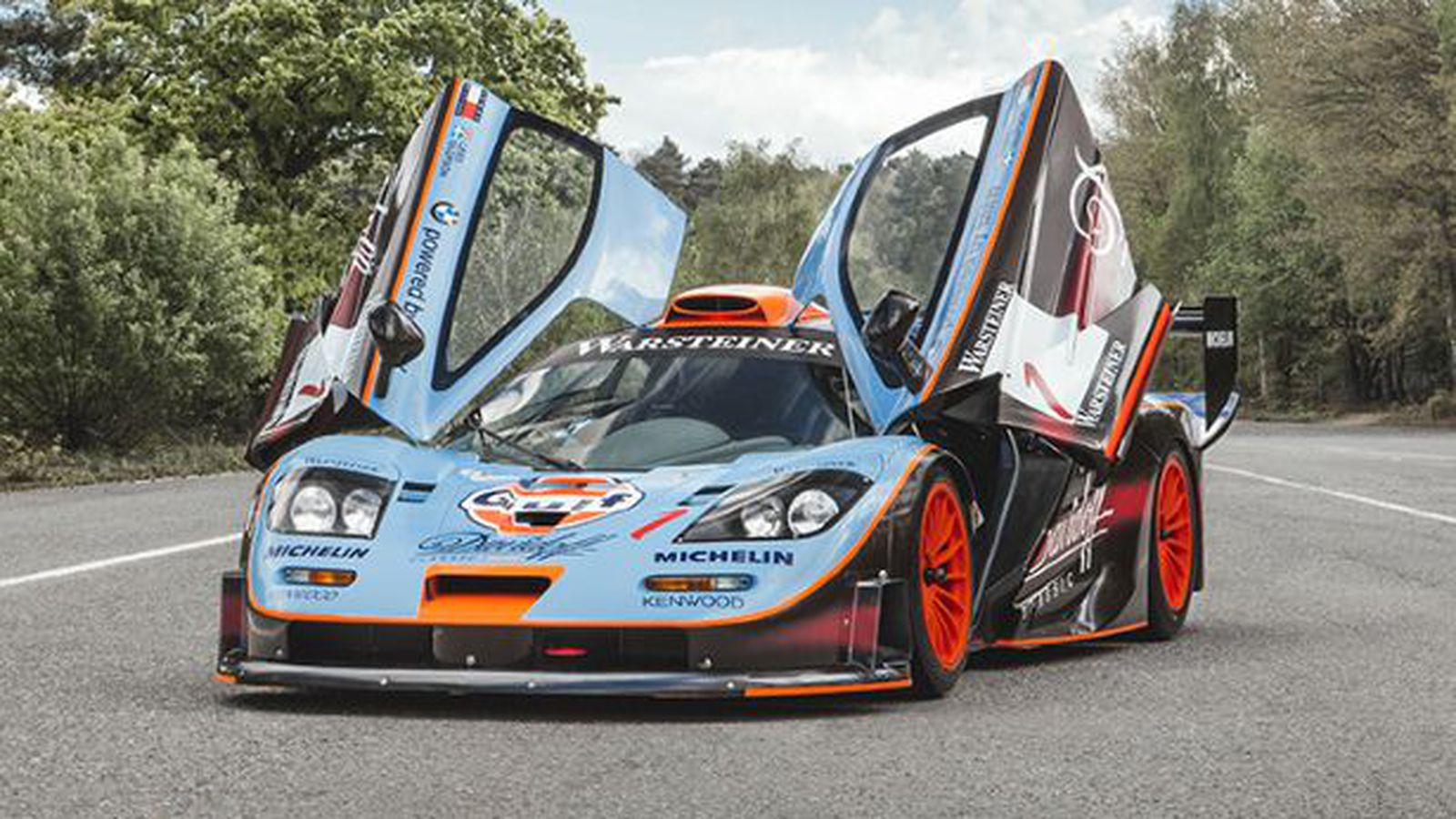 Top Gear S Mclaren F1 Is Up For Sale The Verge