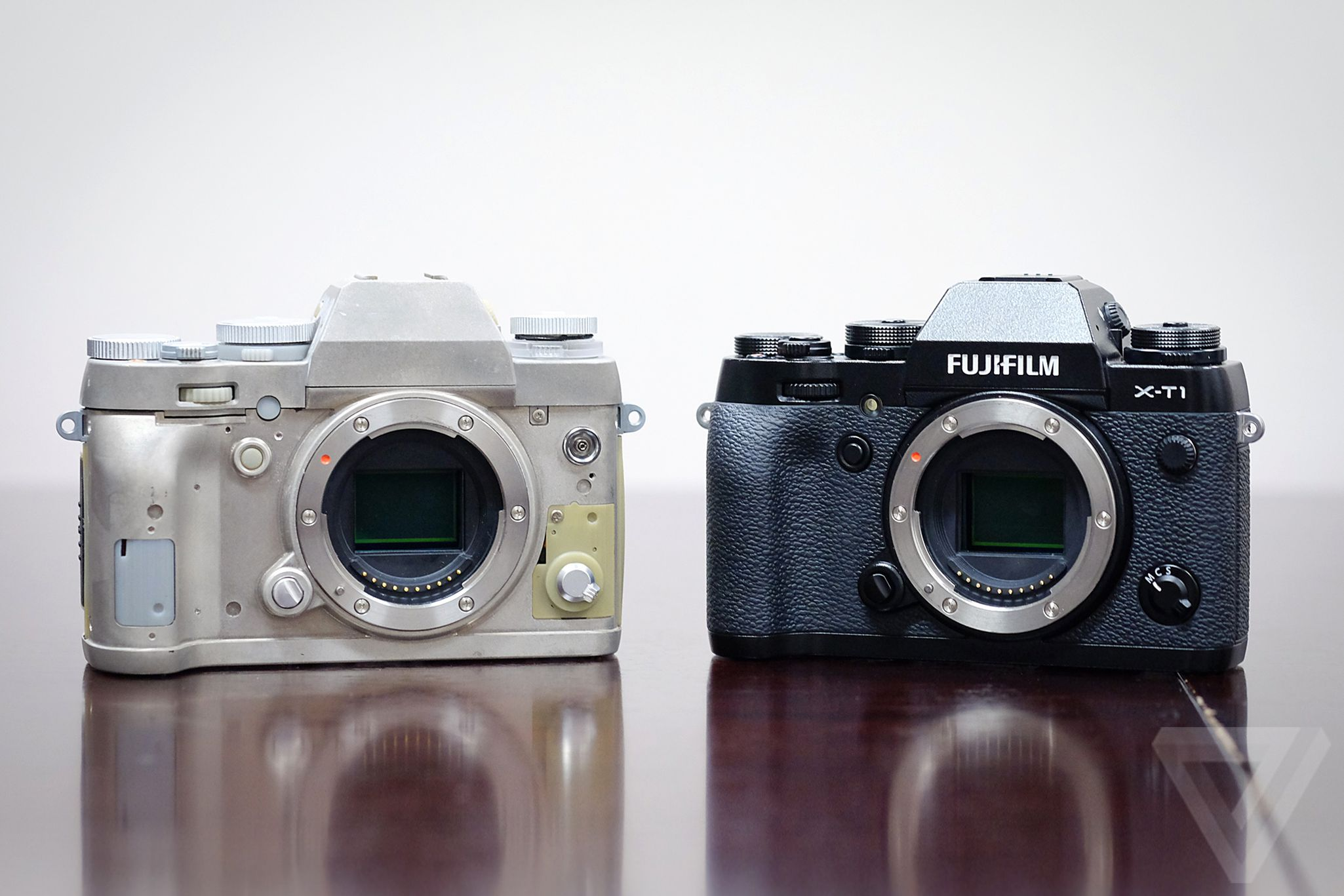 Probably My Favorite Camera These Days >> The Beautiful Blueprints For Fujifilm S Camera Of The Future The Verge