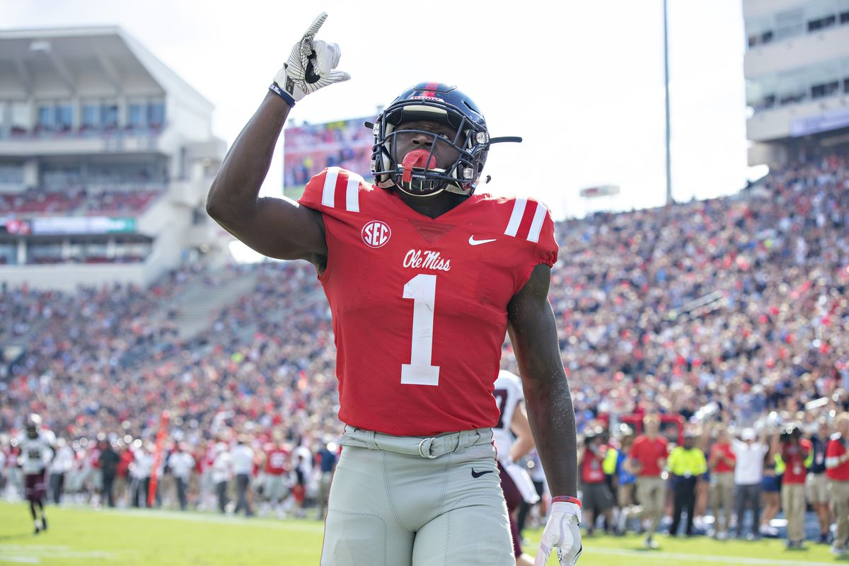 2019 NFL Draft Results: Titans select receiver AJ Brown in 2nd round