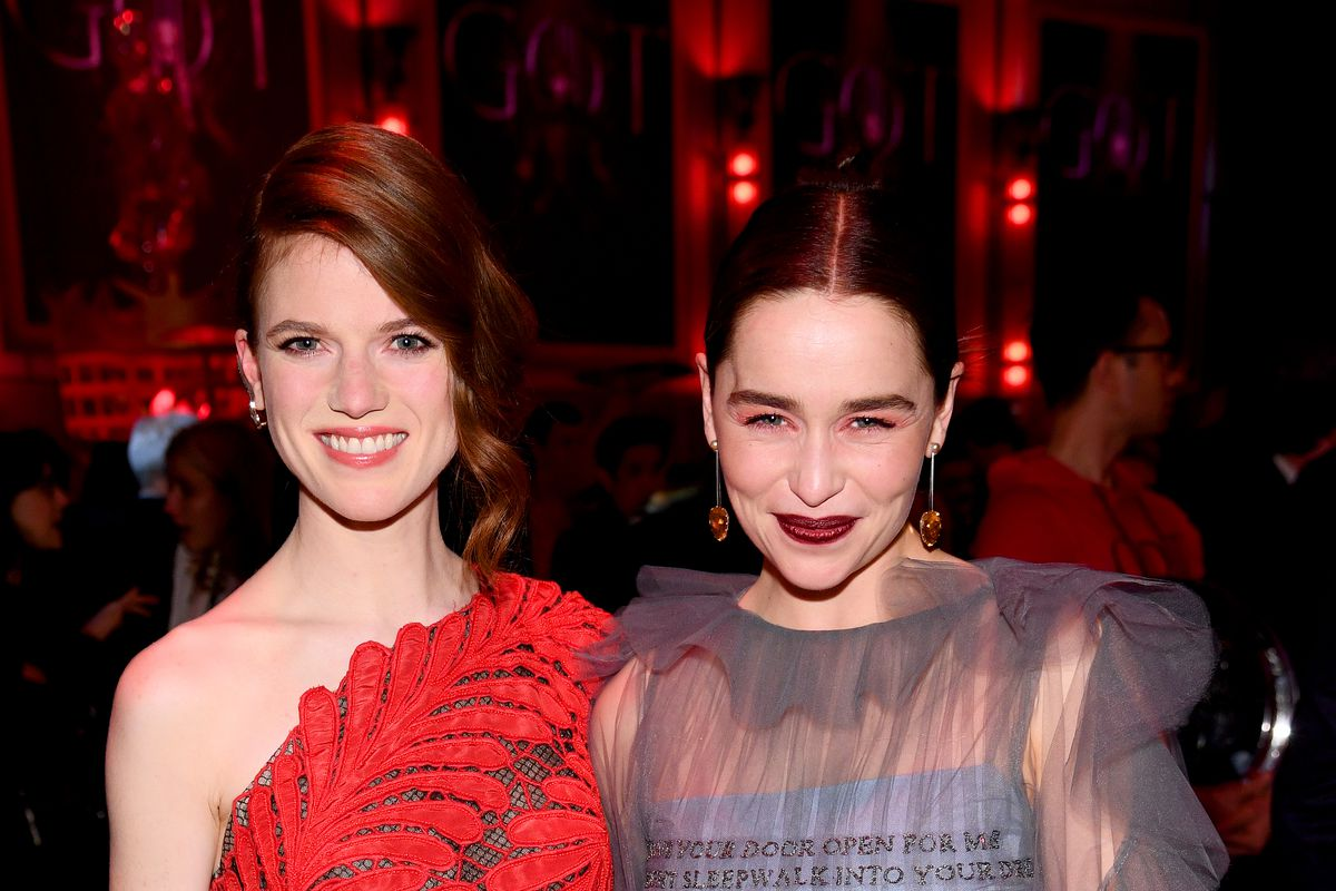 'Game Of Thrones' Season 8 Premiere After Party