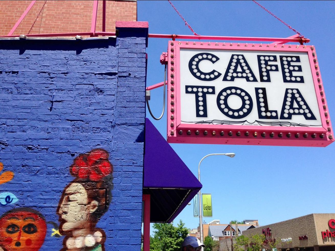 Cafe Tola's Southport location.